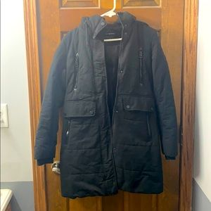 Lucky brand winter coat, woman small.
